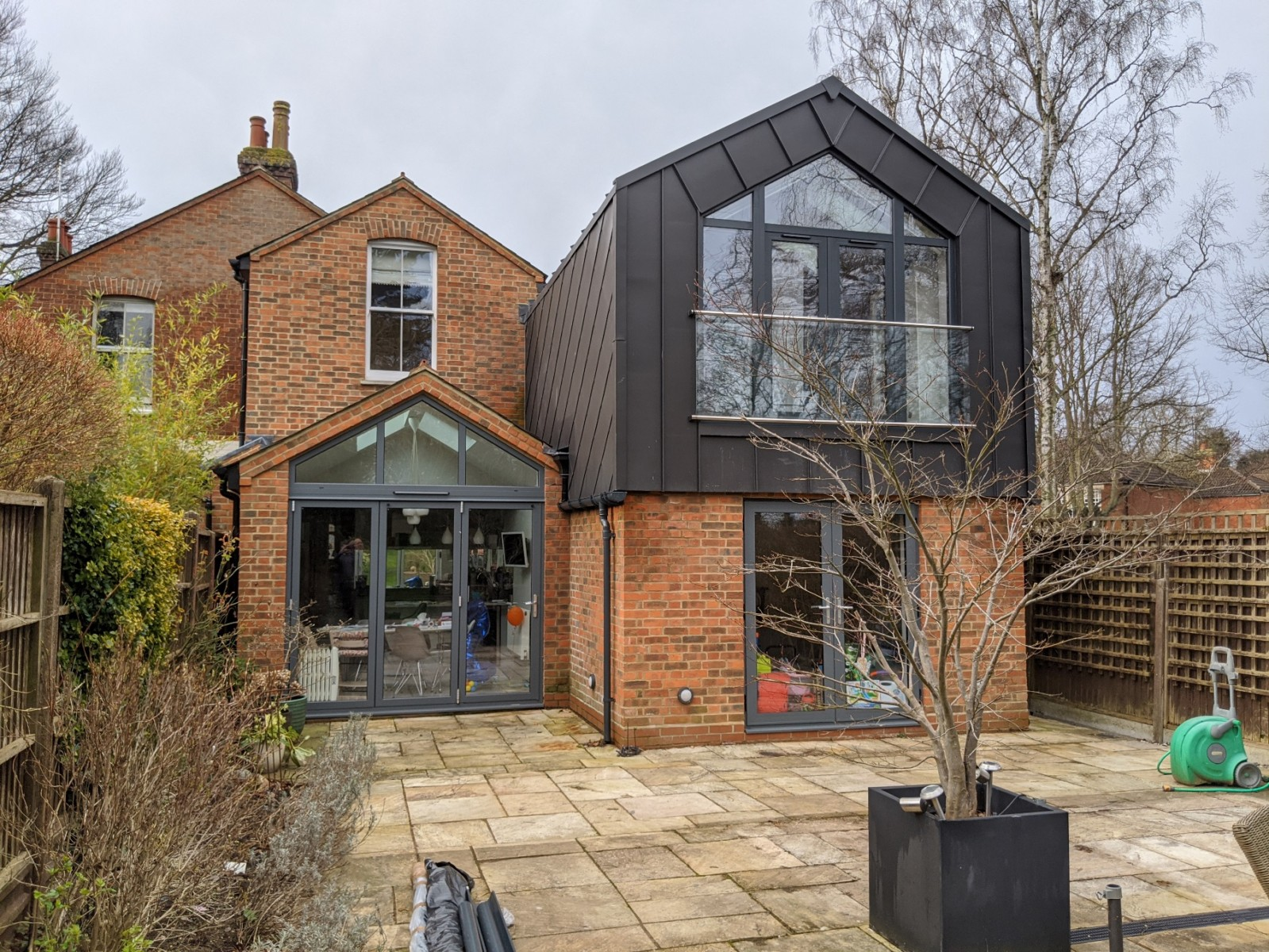 Hitchin Home Extension